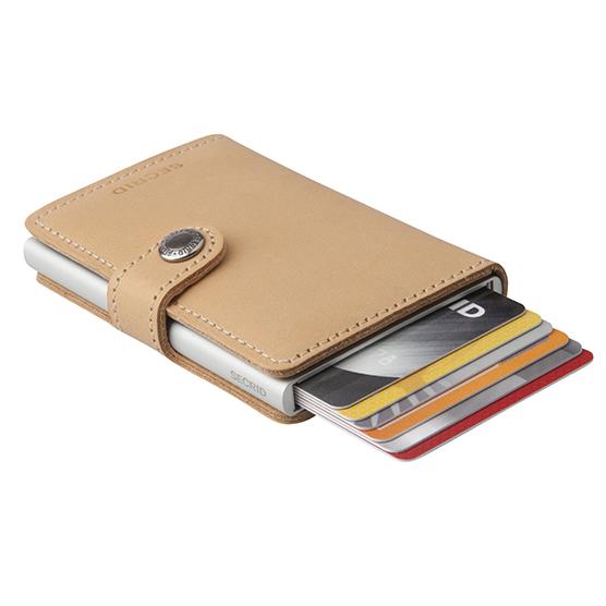 d990f2e9374 SECRID Mini Wallet Genuine Leather